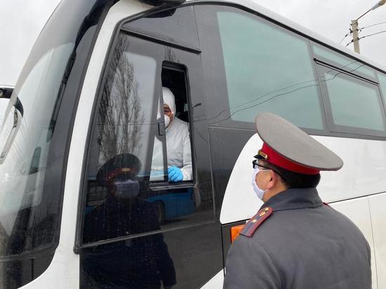 Три города Кыргызстана переходят на режим чрезвычайного положения