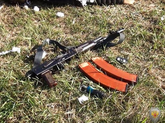 В Кабардино-Балкарии после ликвидации боевиков возбудили дело