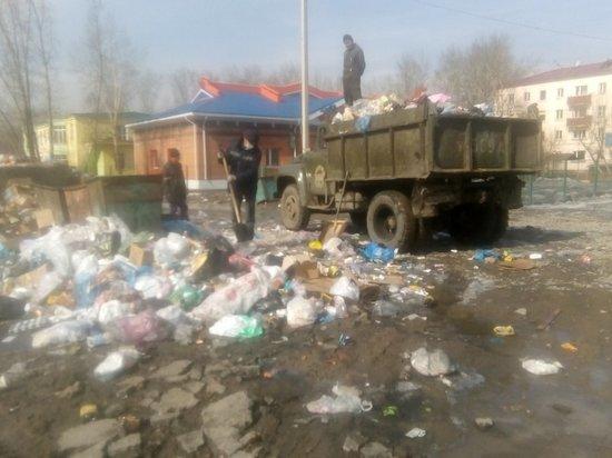 Тува:   «СТ-ТБО» из-за провала с вывозом мусора лишается статуса регоператора