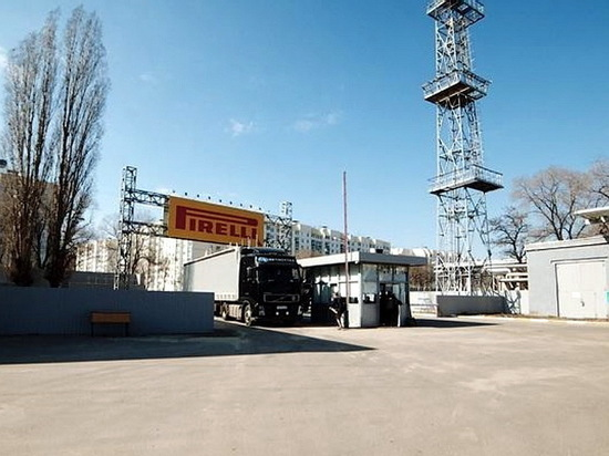 Воронежский шинный завод остановили до апреля