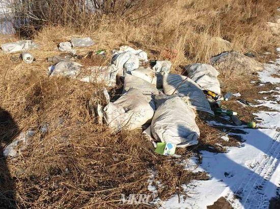 Прокуратура заставила «Олерон+» убрать свалки в Ингодинском районе Читы