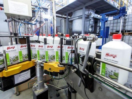 Компания из Марий Эл поставляет чистящие средства по всей России