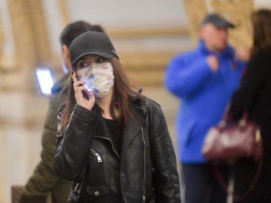 В России зарегистрировано 57 новых случаев коронавируса