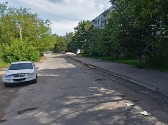 Участок улицы Петровской в Пскове отремонтируют