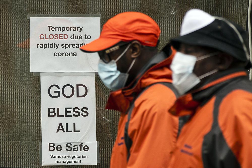 Коронавирус парализовал США: жуткие кадры с улиц