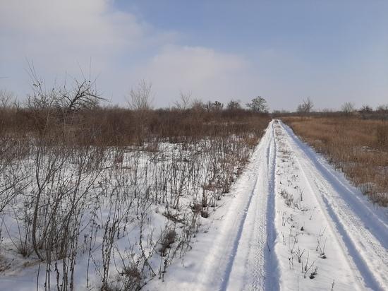 Водители провели в саратовских снежных заносах больше суток