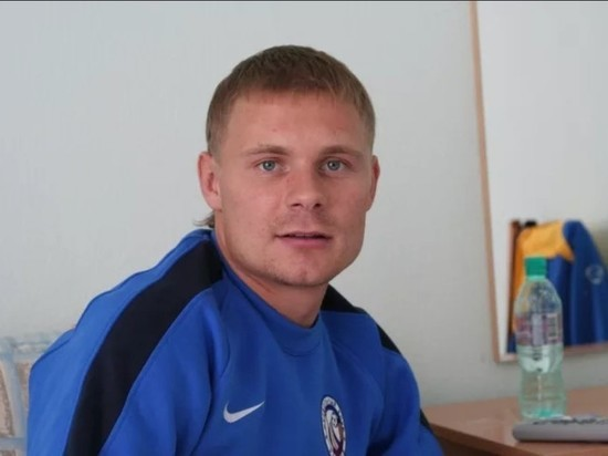 У футболиста «Ленинградца» Максима Астафьева диагностирован коронавирус