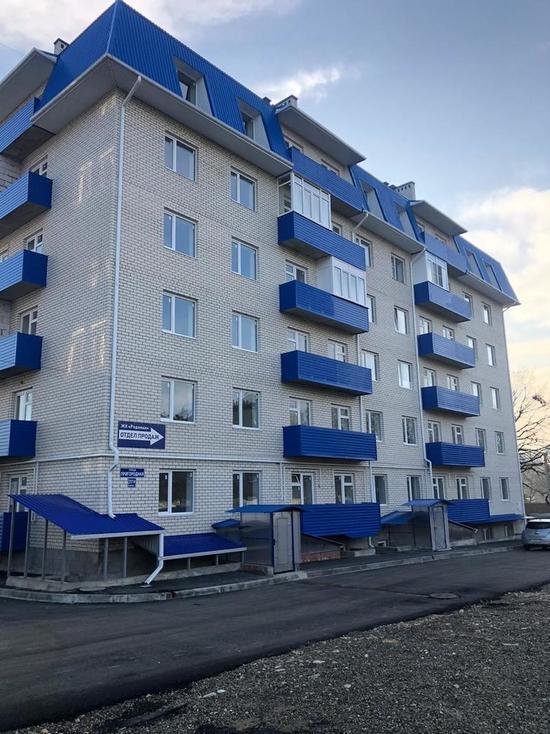 В Ставрополе передают квартиры пострадавшим дольщикам ЖК «Родники»