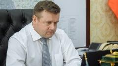 Любимов записал второе обращение к рязанцам по ситуации с коронавирусом