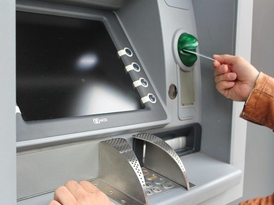 Центробанк рекомендовал изменить работу банкоматов из-за коронавируса