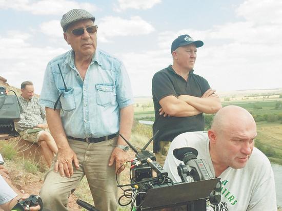 Режиссер Прошкин снимает вестерн, предложенный Виктором Черномырдиным