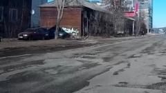 Во что превратилась ул.Мурманская в Петрозаводске: «Как после бомбежки»