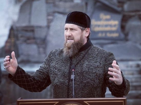 Кадыров о заражении коронавирусом в Чечне: больной приехал из-за рубежа