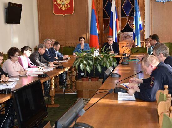 Коронавирус: в Костроме городские власти открыли штаб по борьбе с инфекцией