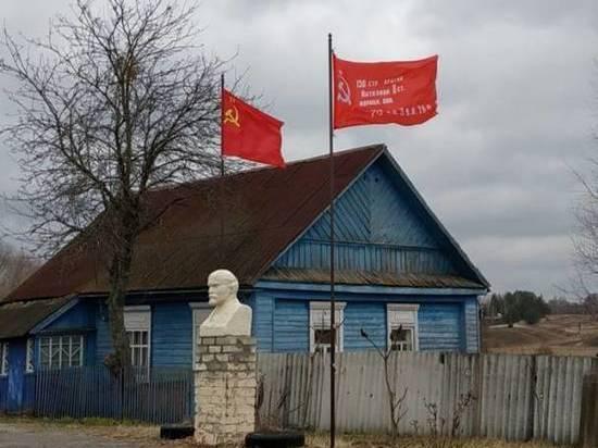 В Брянской области Ленин весьма популярен