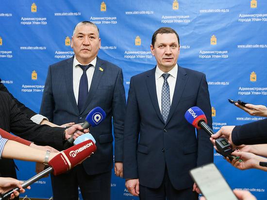 Игорь Шутенков отчитался о работе мэрии Улан-Удэ в 2019 году