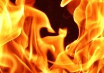 14 спасателей отправились тушить пожар, произошедший из-за неосторожности при курении