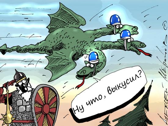 Зелёный свет для нарушителя: на Байкал заходит