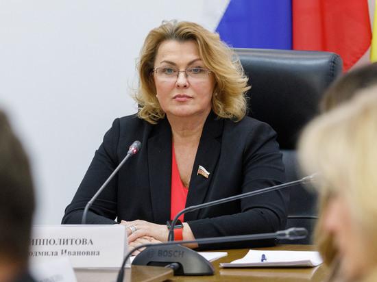 Людмила Ипполитова приняла участие в вебинаре по противодействию распространения коронавируса