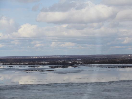 Потепление идет в Нижегородскую область
