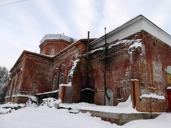 В крупнейшем храме Марий Эл возможна реконструкция