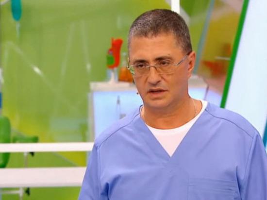 Доктор Мясников назвал 5 лекарств от коронавируса