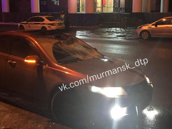 На улице Папанина произошло смертельное ДТП