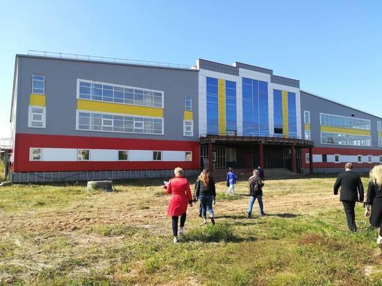 Строительство ФОКа в поселке Марий Эл должно продолжиться в мае