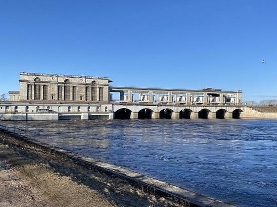 В районе Угличского гидроузла завершилось половодье