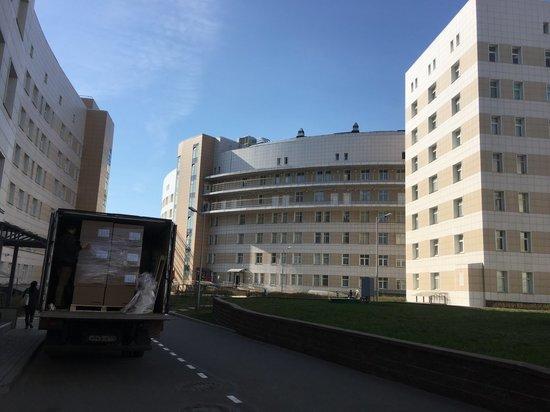 В Петербурге вылечили от коронавируса еще троих пациентов