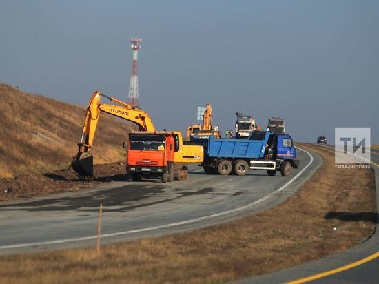 На двух федеральных трассах РТ произведут ремонт мостовых сооружений