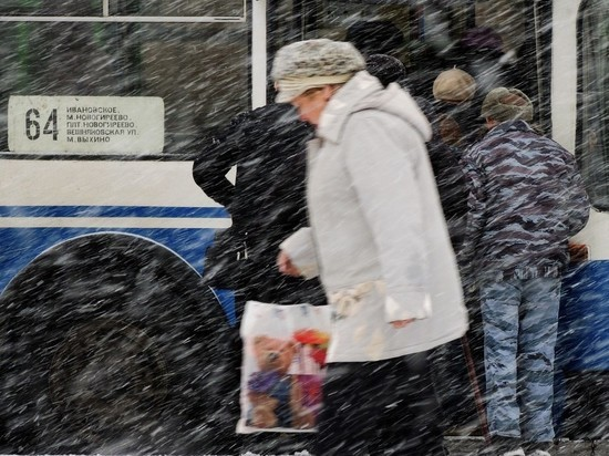 В Москве приостановили бесплатный проезд для пенсионеров старше 65 лет