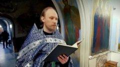 Православный священник прочитал молитву против коронавируса: видео