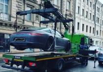 В Кирове установлены тарифы на эвакуацию машин