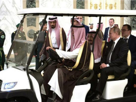 Названы козыри России в нефтяной войне с саудитами