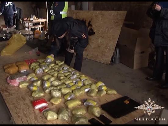 Новочебоксарец пытался взорвать гараж с 9,5 кг наркотиков внутри
