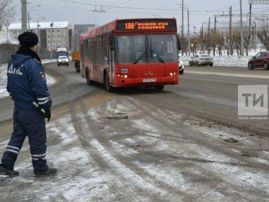 В Татарстане устроят тотальную проверку водителей автобусов