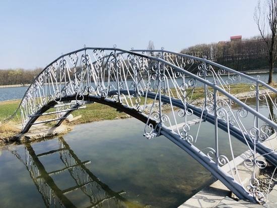 Мост «Влюбленных сердец» ждет обновление