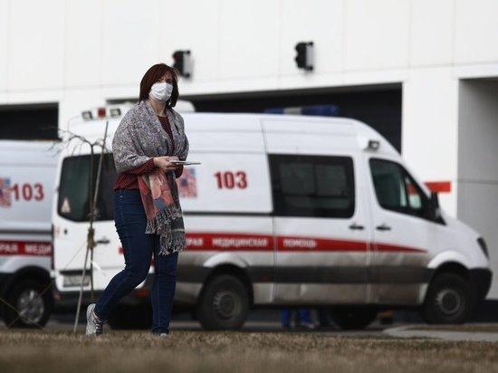 В Москве изменили правила госпитализации во избежание