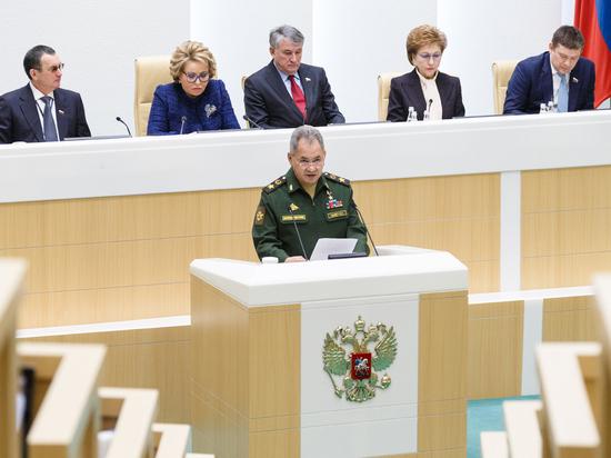 Эксперт оценил слова Шойгу об информационной атаке на Россию