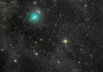 В мае на нашем небе засияет комета ATLAS, которую можно будет наблюдать невооруженным взглядом даже днем