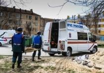 В Волгограде обезвредили авиабомбу времен ВОВ