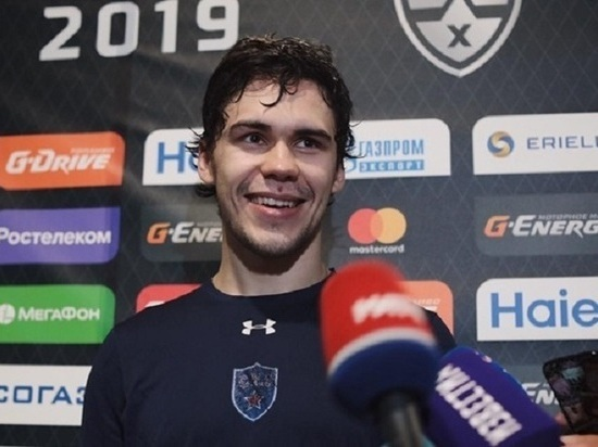 Защитник СКА Артем Зуб может продолжить карьеру в «Оттаве»