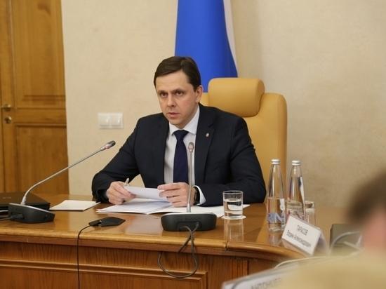 Андрей Клычков посоветовал орловцам провести следующую неделю дома