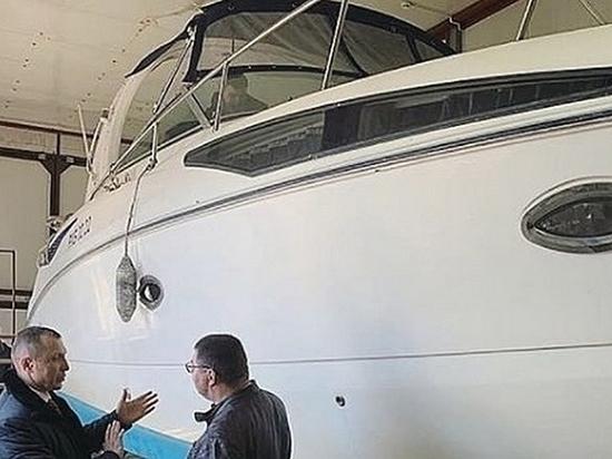 """Председатель гордумы Хабаровска: МУП """"Водоканал"""" купил яхту для досуга"""