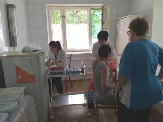 Калмыцкие медучреждения готовятся к оказанию экстренной помощи
