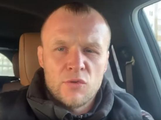 Шлеменко отреагировал на вызов Емельяненко