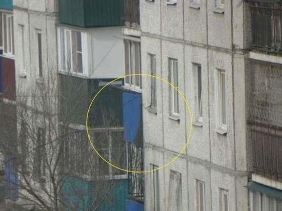 Военные отремонтировали квартиры, обстрелянные из авиапушки в Чите