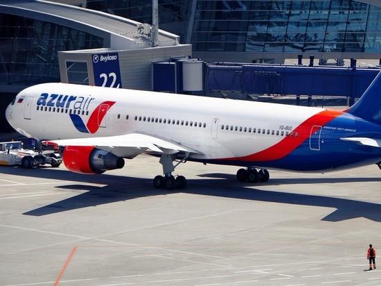 Власти ОАЭ не разрешили Azur Air вывезти туристов в Красноярск
