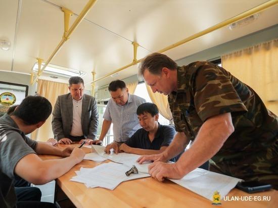 В Улан-Удэ отрепетируют борьбу с летним паводком